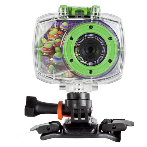 what is the best action camera for kids
