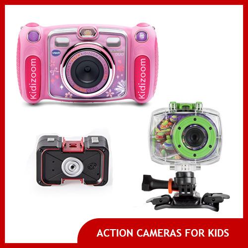 Best Action Cameras for Kids