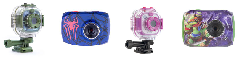 best action cameras for kids