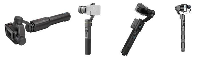 best 3 axis brushless gimbal for gopro cameras