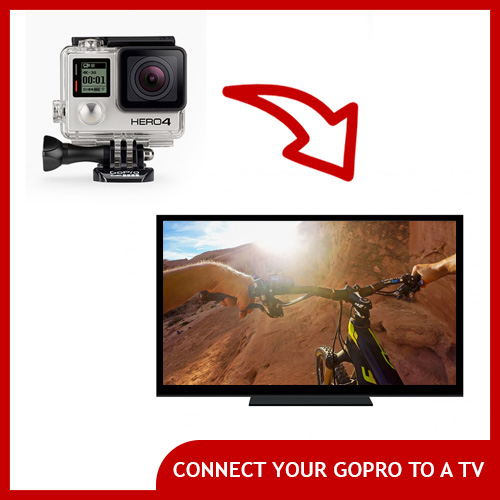 How to watch Gopro video on a TV