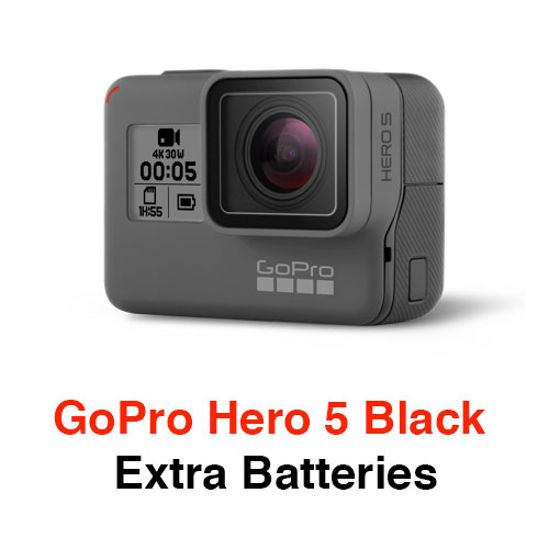 The Best Replacement Gopro Battery Packs Extra Gopro Batteries Action Camera Central