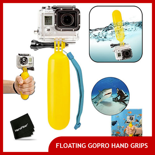 Best GoPro Floating Hand Grip