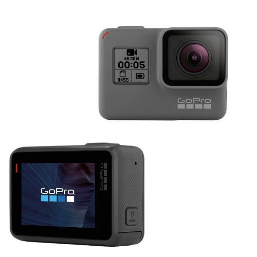 Go Pro Underwater Camera