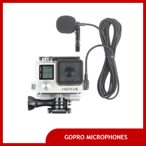 GoPro microphone