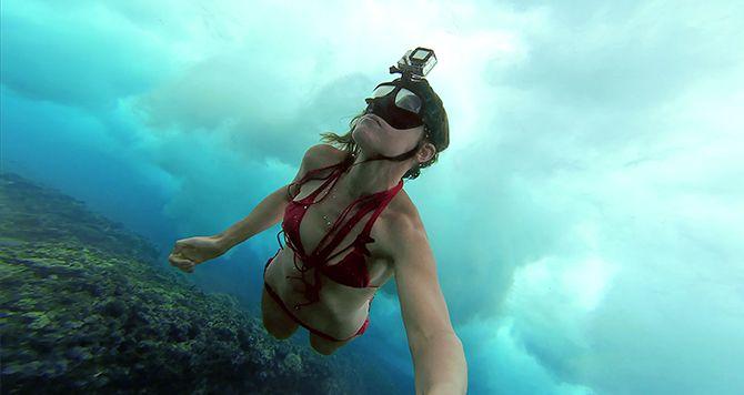 GoPro Underwater Camera
