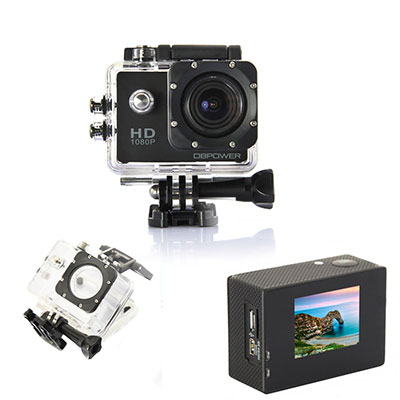 What are the best cheap action cameras alternatives to - Low cost camera ...